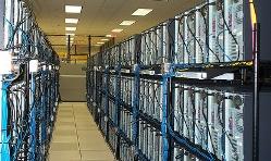 Dell server farm