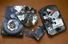 Bad hard drives