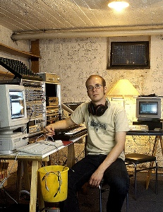 Basement geek