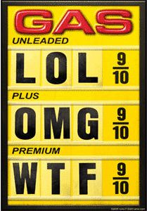 Crazy gas prices
